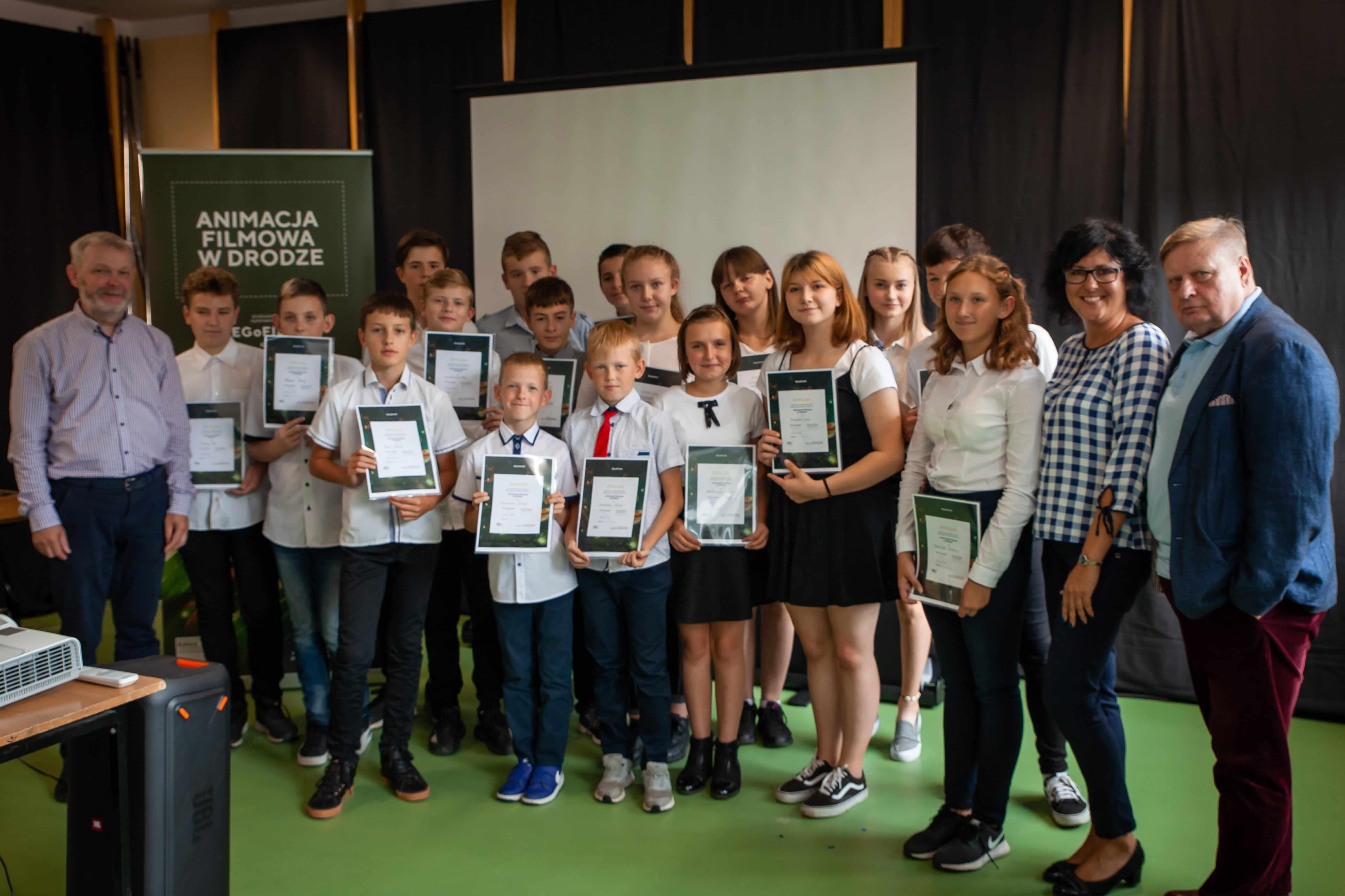 Szkoła Podstawowa w Kruszewcu 2019